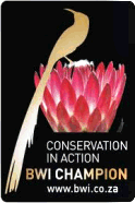 BWI Champion - Conservation in Action