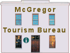 McGregor Tourism Bureau, handling your all your accommodation booking and other enquiries in McGregor